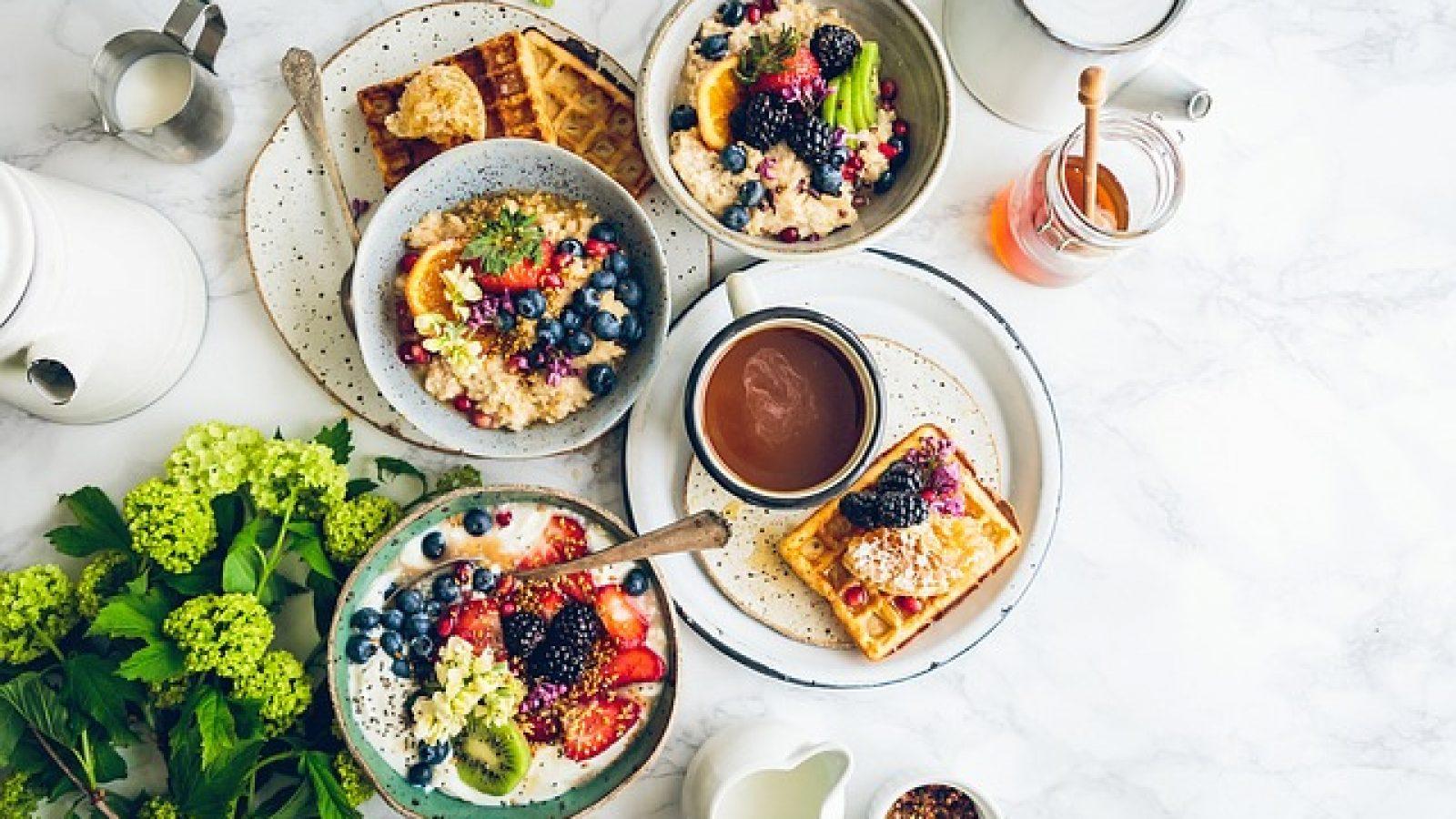 Warum Kaiserinnen frühstücken